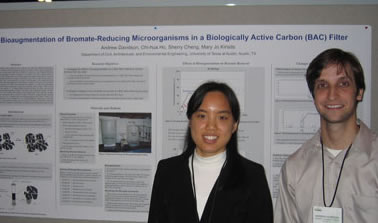 Sherry Cheng and Andrew Davidson