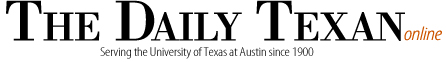 The Daily Texan online logo